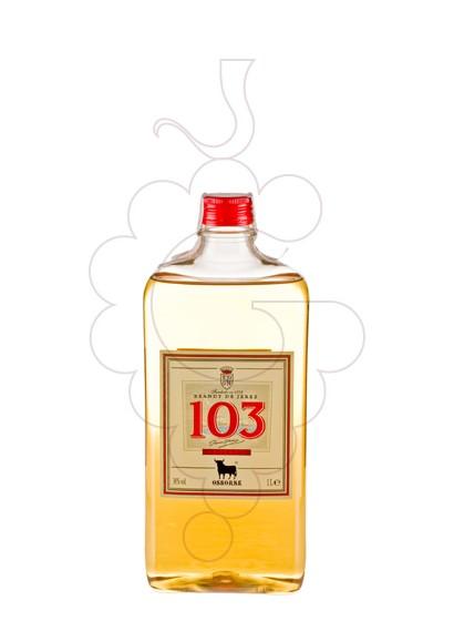 Photo Liqueur 103 Flask Plastique