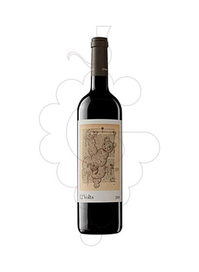 Photo 12 Volts Vin rouge