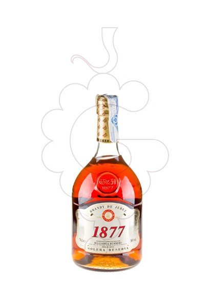Photo Brandy 1877 Solera Reserva
