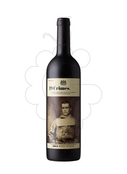 Photo 19 Crimes Red Blend Vin rouge