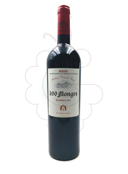 Photo 200 Monges Reserva Vin rouge