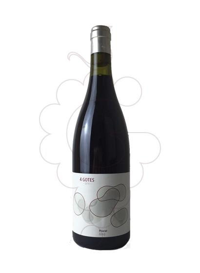 Photo 4 Gotes  Vin rouge