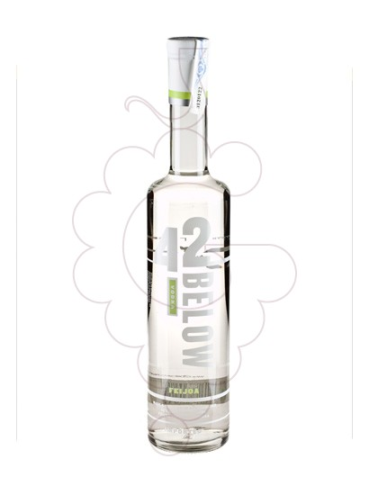 Photo Vodka 42 Below Feijoa