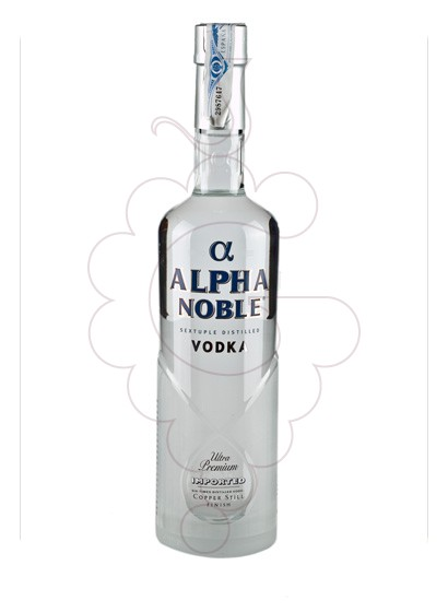 Photo Vodka 42 Below Honey