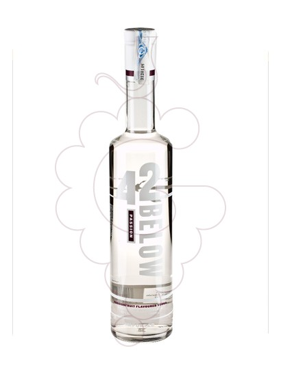 Photo Vodka 42 Below Passion