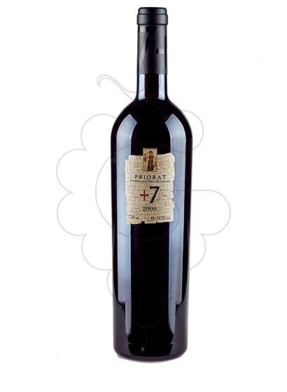 Photo + 7 Finca Mas Blanc Vin rouge
