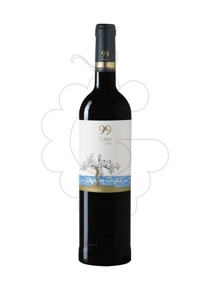 Photo 99 Punts Negre  Vin rouge