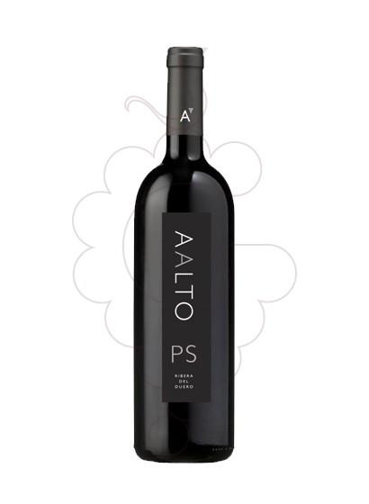 Photo Aalto PS Vin rouge