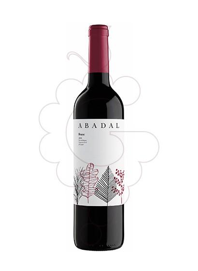 Photo Abadal Franc Vin rouge