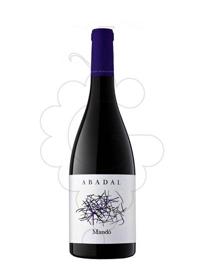 Photo Abadal Mandó Vin rouge