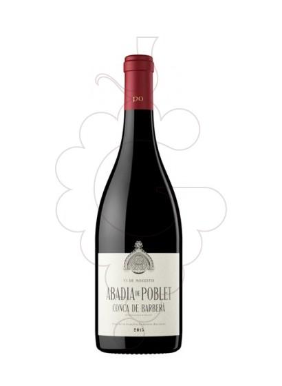Photo Abadia de Poblet Rouge Vin rouge