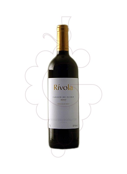 Photo Abadía Retuerta Rívola Vin rouge