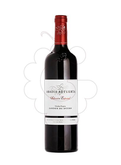 Photo Abadía Retuerta Selección Especial Vin rouge