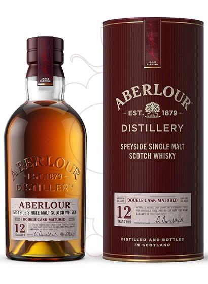 Photo Whisky Aberlour 12 Ans