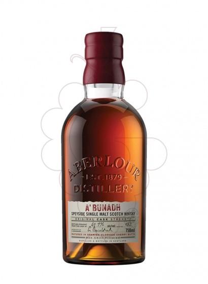 Photo Whisky Aberlour A'Bunadh
