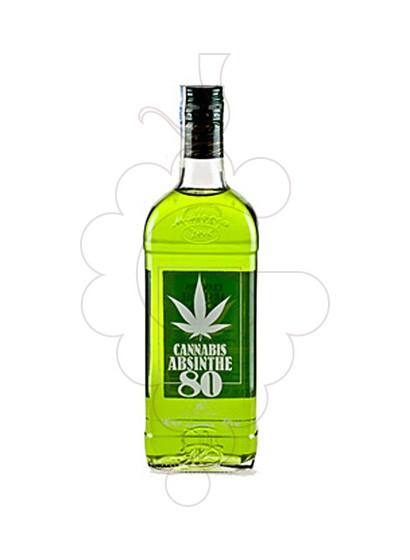 Photo Apéritif Absenta 80 Cannabis