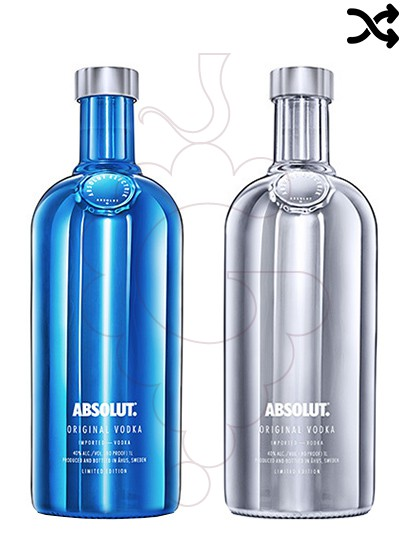 Photo Vodka Absolut Electrik Ed.