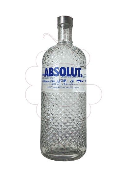Photo Vodka Absolut Glimmer Led Light