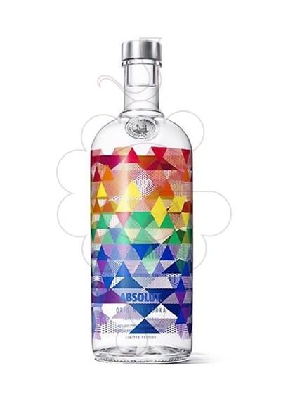 Photo Vodka Absolut Mix Ed.
