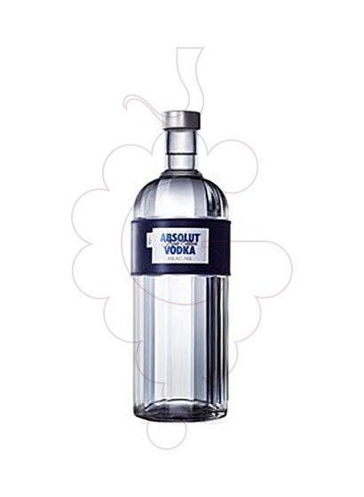 Photo Vodka Absolut Mode Edition