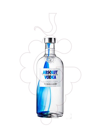 Photo Vodka Absolut Originality Ed.
