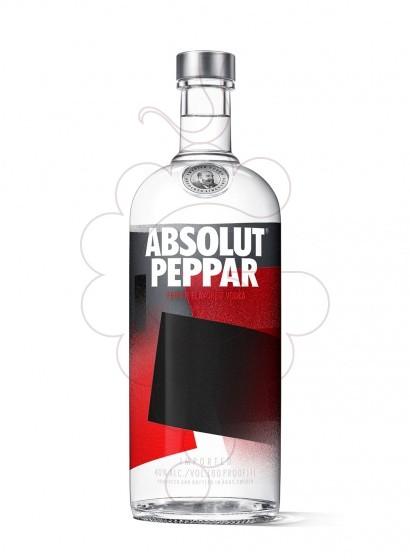 Photo Vodka Absolut Peppar