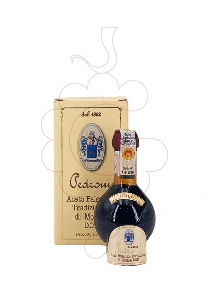 Photo Vinaigres Aceto Balsamico Traditionale Pedroni