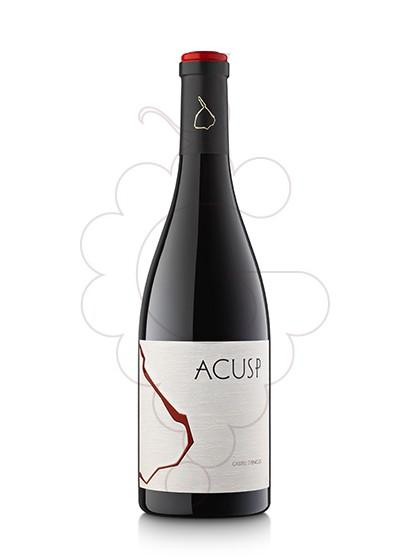 Photo Acusp Vin rouge