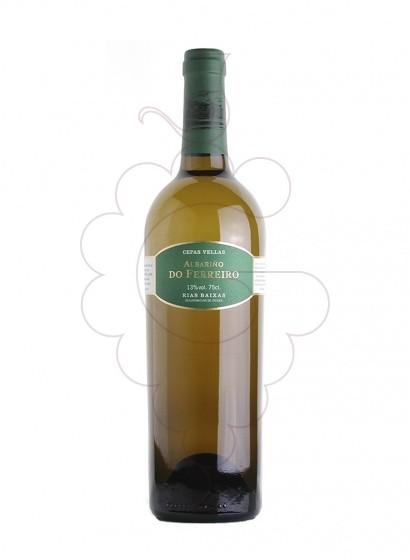 Photo Albariño do Ferreiro Cepas Vellas Vin blanc