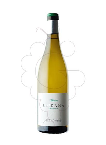 Photo Albariño Leirana Genoveva Vin blanc