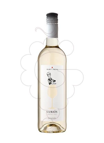 Photo Albet i Noya Curiós Blanc Vin blanc