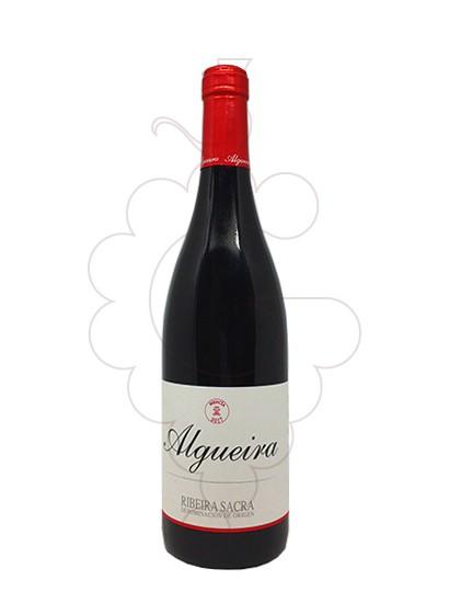 Photo Algueira Mencía Vin rouge