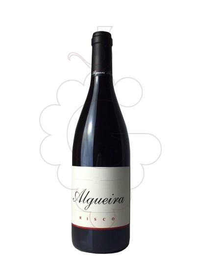 Photo Algueira Risco Merenzao Vin rouge