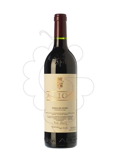 Photo Alion Vin rouge