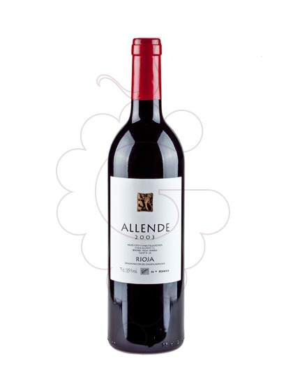 Photo Allende Vin rouge