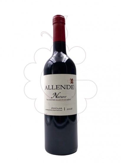 Photo Allende Nature Vin rouge