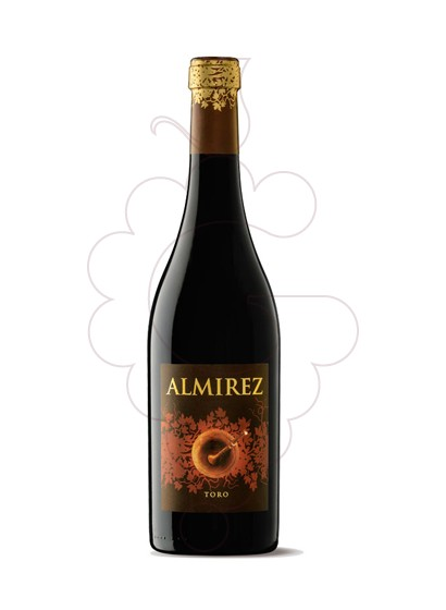 Photo Almirez Magnum Vin rouge