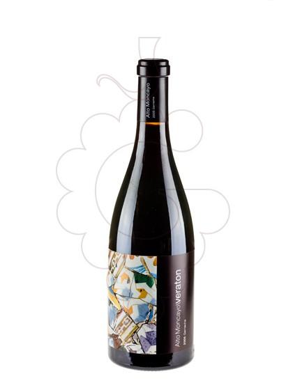 Photo Alto Moncayo Veraton Vin rouge