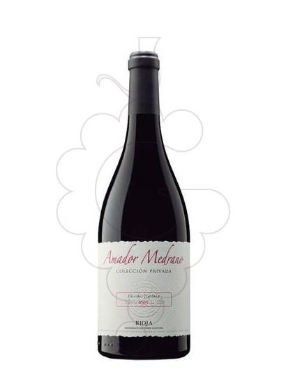Photo Amador Medrano Colección Privada Vin rouge