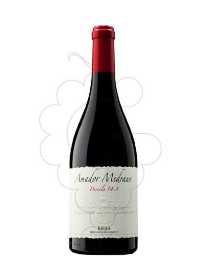 Photo Amador Medrano Parcela 14.8 Vin rouge