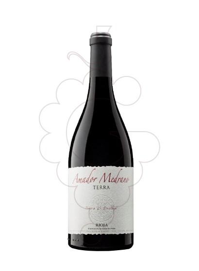 Photo Amador Medrano Terra Finca El Encinal Vin rouge