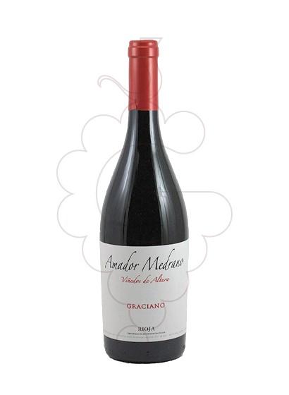 Photo Amador Medrano Viñedos de Altura Graciano Vin rouge