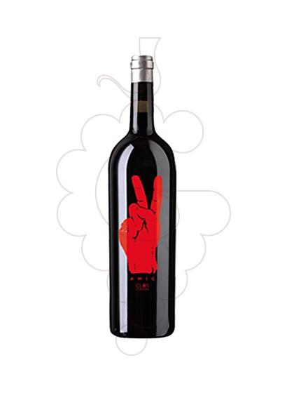 Photo Amic Clos d'Agon Rouge Vin rouge