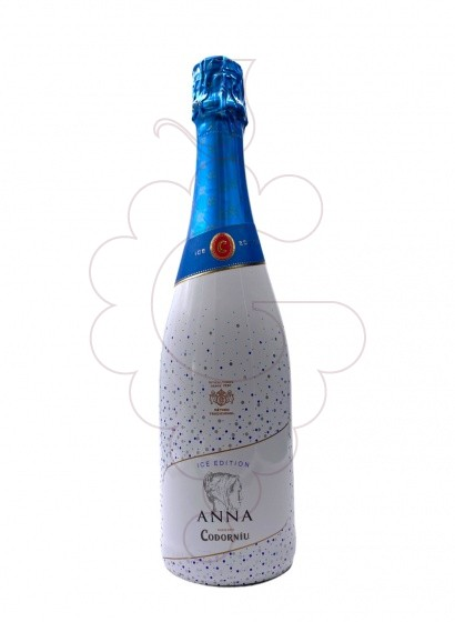 Photo Anna de codorniu Ice Edition Vin mousseux