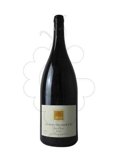 Photo Ardhuy Savigny 1er Cru Aux Clous Magnum Vin rouge