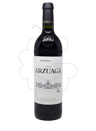 Photo Arzuaga Reserva Vin rouge