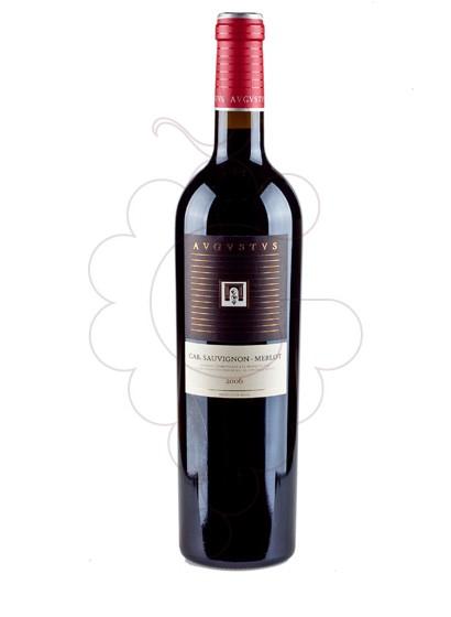 Photo Augustus Cabernet Sauvignon - Merlot Vin rouge