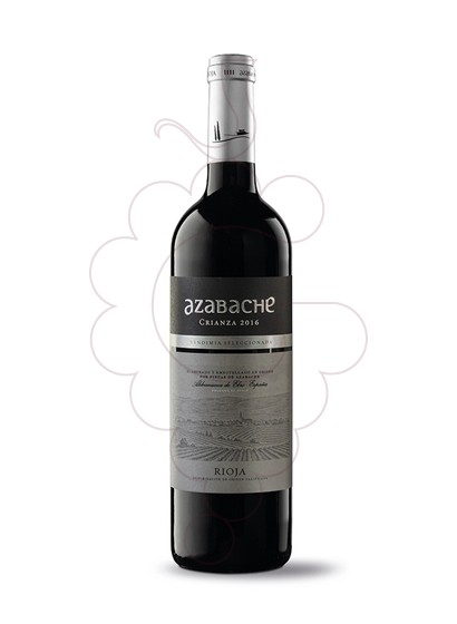 Photo Azabache Crianza Vin rouge
