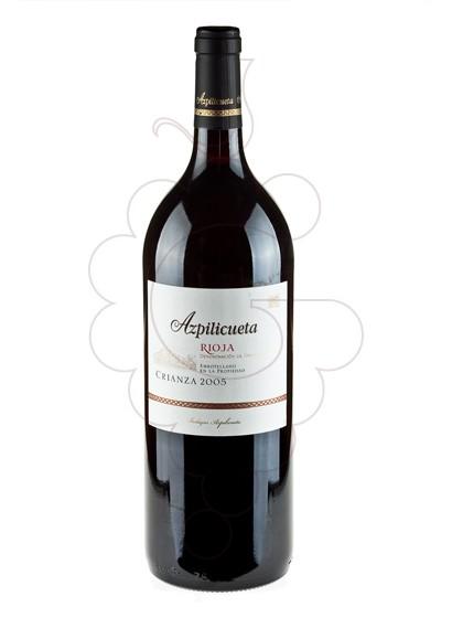 Photo Azpilicueta Crianza Magnum Vin rouge