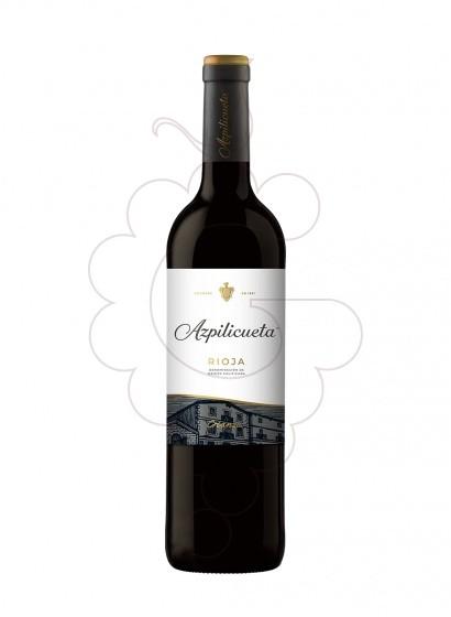 Photo Azpilicueta Crianza Vin rouge